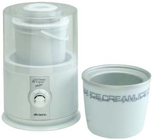 Ariete Ice Cream & Yogurt Maker 635